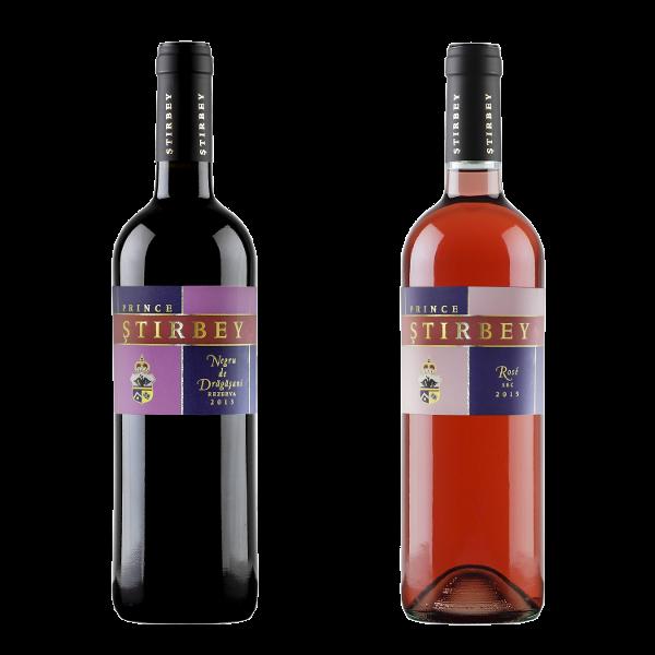 Vinuri rosii / rose