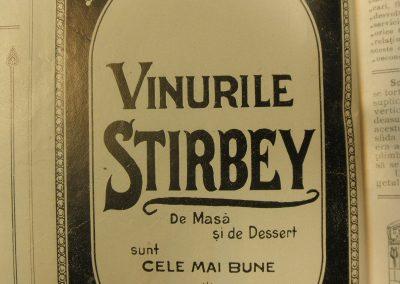 Vinurile Stirbey