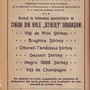 Carte de telefoane - 1915