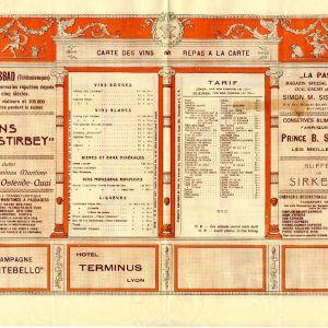 Orient Express - 1925