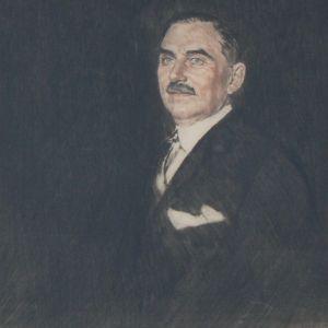 Printul Barbu Stirbey - aprox. 1935
